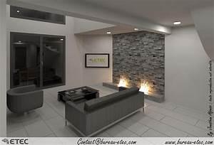maison toit terrasse thorey etec With plan de maison moderne 5 maison contemporaine beaune etec