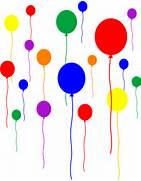 birthday party balloons transparent png  Balloons Transparent