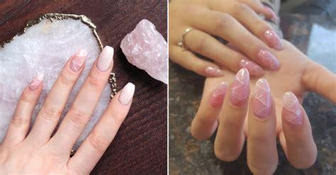 quartz nails la derni 232 re tendance manucure pour nos ongles en 2017
