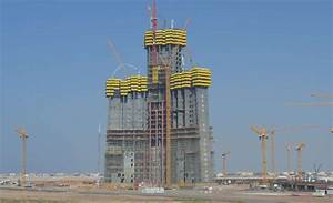 Kingdom Tower: soon to be the tallest building in the world!