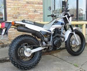 Yamaha TW200 Dual Sport Motorcycles