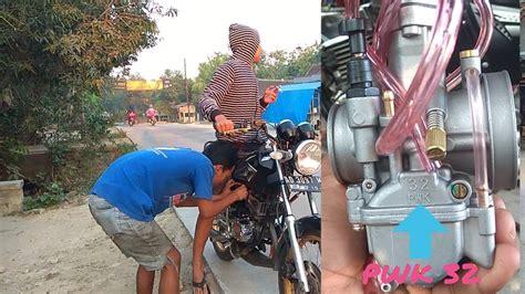 Cara Setting Karbu King by Setting Karbu Pwk 32 Rx King Jahat