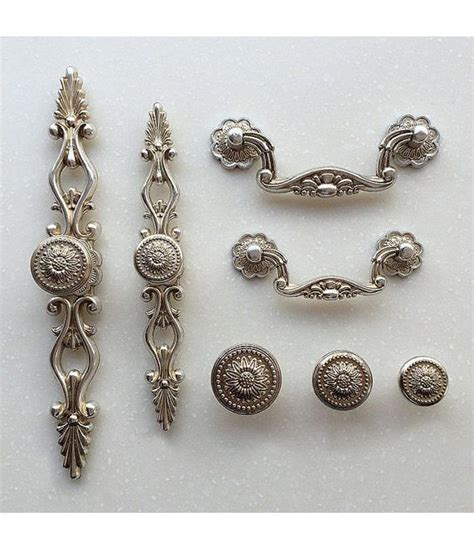 Country Kitchen Drawer Pulls by Shabby Chic Dresser Drawer Pulls Handles Antique