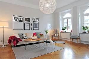 Idée Déco Salon Scandinave : comment cr er son salon scandinave ~ Melissatoandfro.com Idées de Décoration