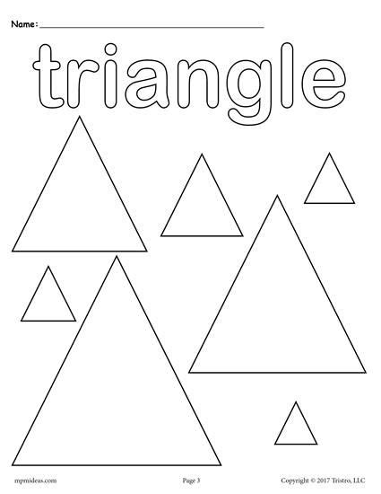 shapes coloring pages shapes worksheets coloring