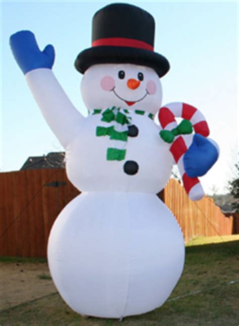 large blow up christmas decorations yolloy snowman decorations inflatables for sale