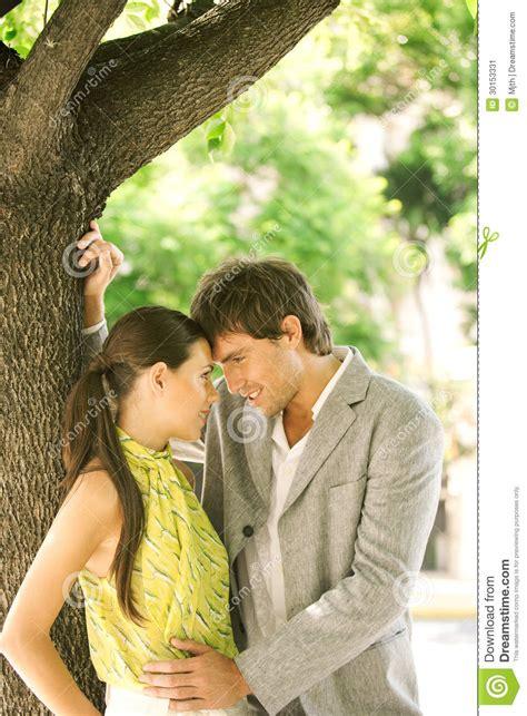 Romance Couple Stock Image