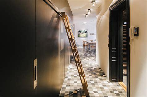 Bücherregal Leiter Schiene by Gem 252 Tliches Apartment In Stockholm Gelegen 7 Room