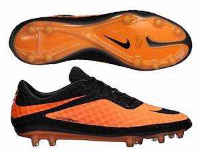 Nike Hypervenom Phantom Black Bright Citrus 008