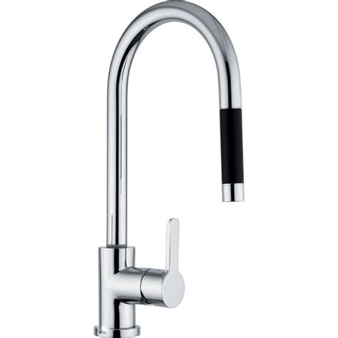 robinet cuisine avec douchette extractible plieger road robinet de cuisine avec douchette