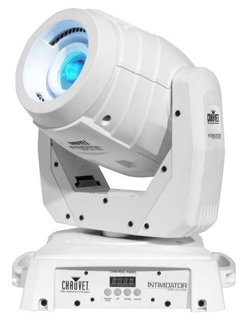 dj led moving head light intimidator spot led 350 moving head chauvet dj light