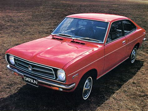 Datsun 1200 Coupe by Datsun 1200 Coupe B110 1970 73