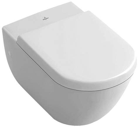 cuvette de wc suspendue subway 2 0 direct flush villeroy et boch