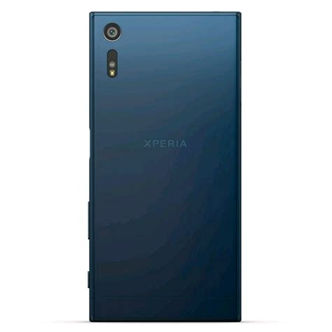 sony xperia xz dual  gb forest blue expansys