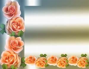 Flower Background Pictures Frames Red Rose Flower Frame ...