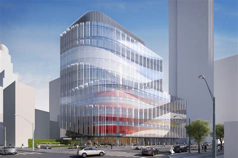 Francis Cauffman unveils designs for new Brooklyn ...