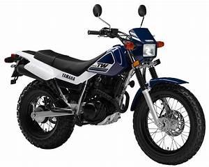 Yamaha Tw200 T  1987
