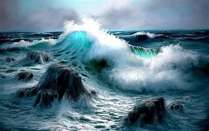 Waves Sea Wallpapers Wallpapers13