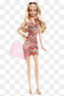 barbie doll png vector psd  clipart  transparent