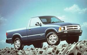 Used 1996 Chevrolet S-10 Pricing & Features Edmunds