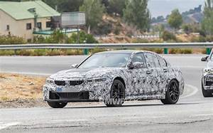 Spied  G80 Bmw M3 Is Looking Mean In New Spy Photos