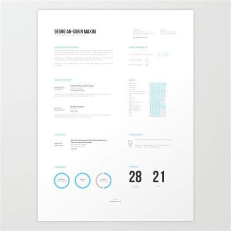 1000 ideas about resume exles on best