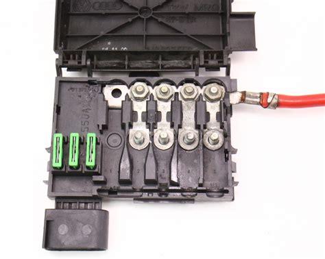 Fuse Box 2001 Volkswagen Beetle Battery by Battery Distribution Fuse Box Vw Jetta Golf Gti Beetle Mk4