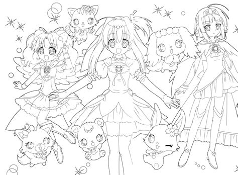 Lolirock coloring pages are a fun way for kids of all ages to develop creativity, focus, motor skills and color recognition. Lolirock Coloring Pages Coloring Pages