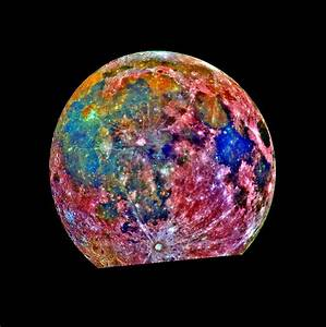 APOD: 2002 March 16 - The Colorful Moon