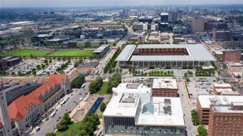 St Louis MLS team add practice facility to stadium site ...