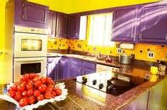 yellow and purple kitchen 1000 images about kitchen and living room scheme purple and yellow on pinterest purple