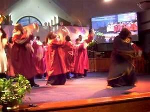 Divine Praise Dance Ministry - YouTube