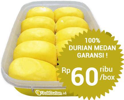 durian kupas by ucok durian pancake durian medan durian tanpa krim ucok durian