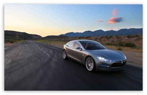 Tesla Model S 4k Hd Desktop Wallpaper For 4k Ultra Hd Tv