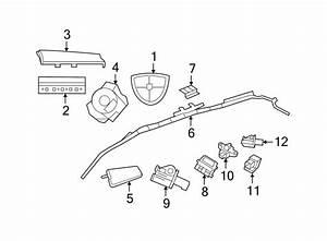 Dodge Grand Caravan Air Bag Seat Sensor Mat