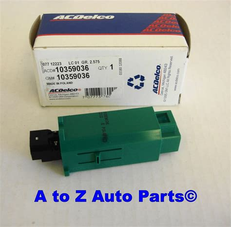 new 1997 2004 chevrolet corvette c5 hazard warning switch turn signal flasher gm ebay