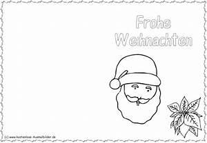 Weihnachtskarten Mit Foto Kostenlos Ausdrucken : ausmalbilder weihnachten malvorlagen ~ Haus.voiturepedia.club Haus und Dekorationen
