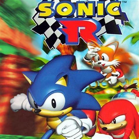 Sonic R Topic Youtube