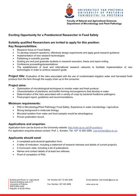 Sle Resume For Postdoctoral Position by Resume Format For Postdoc Bestsellerbookdb 28 Images Postdoctoral Position Resume Sle
