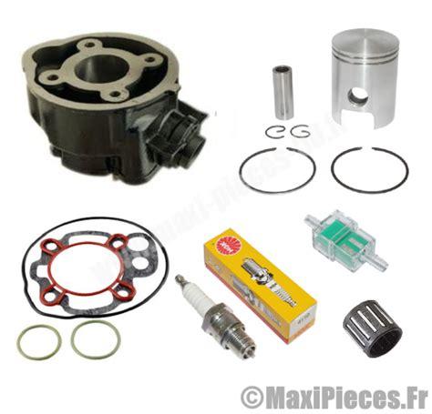 kit cylindre fonte haut moteur am6 neuf yamaha tzr dtr dtx