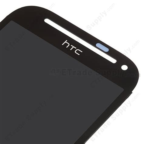htc desire sv lcd screen  digitizer assembly black
