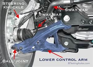 When Do The Control Arms Need To Be Replaced