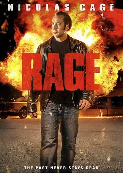 Rage Dvd Cage Nicolas Movies Blu Ray