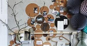 Kork Pinnwand Ikea : die wohngalerie kork berall eine karriere vom ~ Michelbontemps.com Haus und Dekorationen