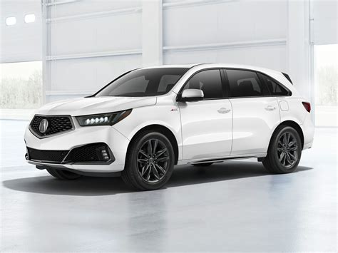 Acura Mdx Reviews by New 2019 Acura Mdx Price Photos Reviews Safety