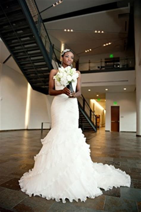 trends  wedding dresses  african american brides