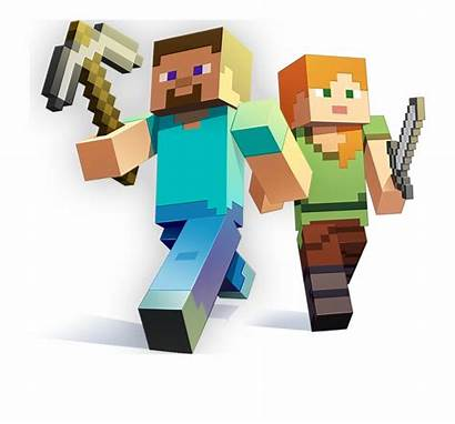 Minecraft Clipart Character Clip Characters Library Transparent