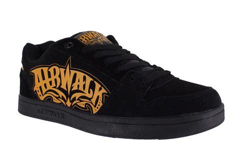 airwalk original casual mens airwalk casual skate lace up padded shoes trainers