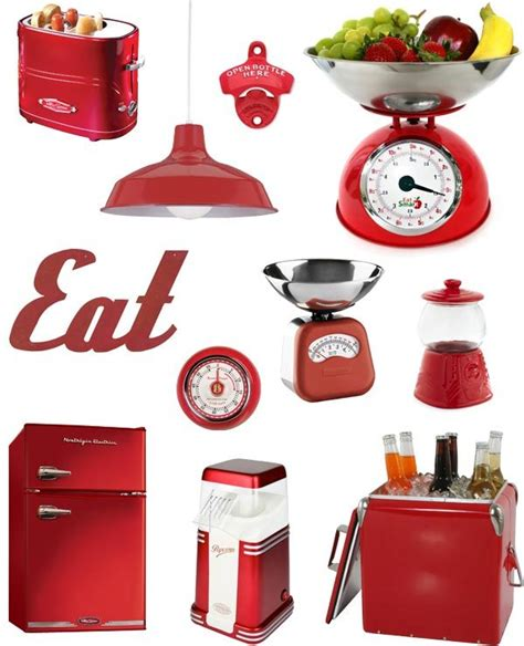 1950s kitchen accessories retro themed kitchen products eatwell101 1034