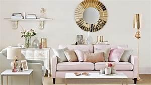 Rose Gold Decor : rose gold living room furniture sets joanne russo homesjoanne russo homes ~ Teatrodelosmanantiales.com Idées de Décoration